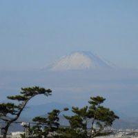 今年最後の富士山2