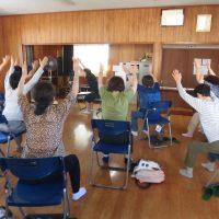 第4回ヨガ体操教室